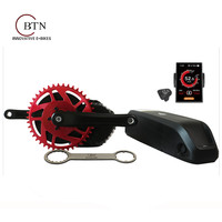 1000W bafang Bbshd 8fun Crank MID Motor e bike Kit for Electric Bike