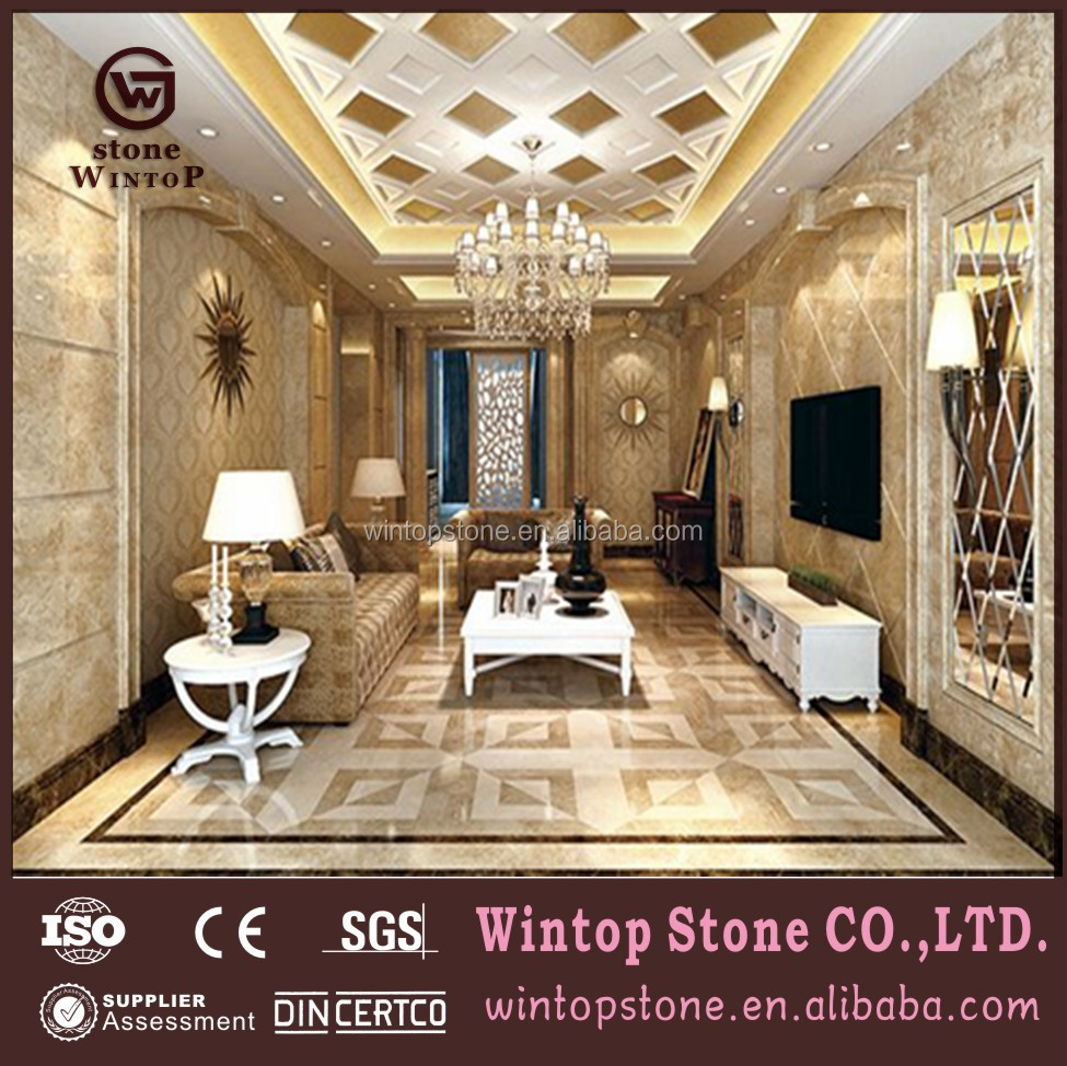 MCT0289 Standard Size For Modern And Glorious House Decaration Marble Composite Tile Hot Sale In Saudi Arabia