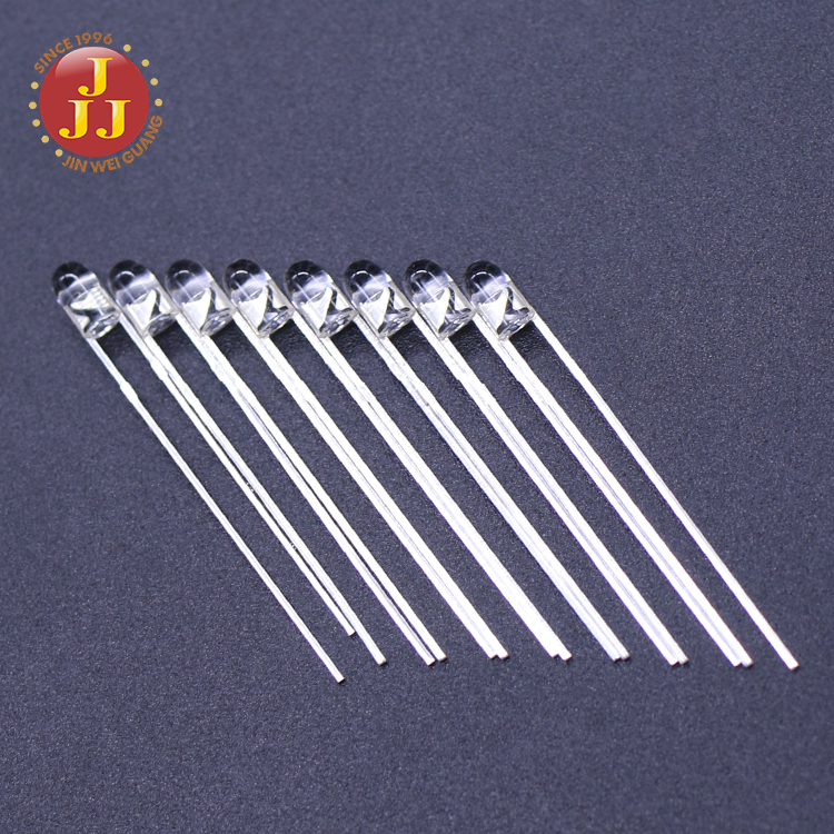 Electronic Component 3mm 5mm Infrared Transmitter Diode LED for PCB Board Assembly