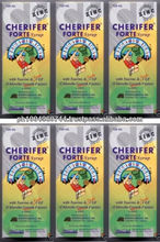 6 Cherifer Forte Zinc Filipino Height Vitamins Syrup for Kids