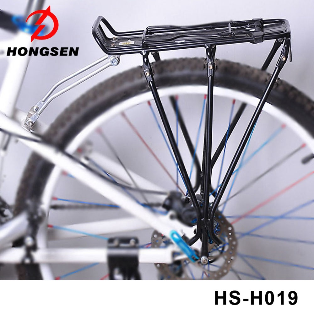 Adjustable Bike Rear Carrier Fenders Alloy Material