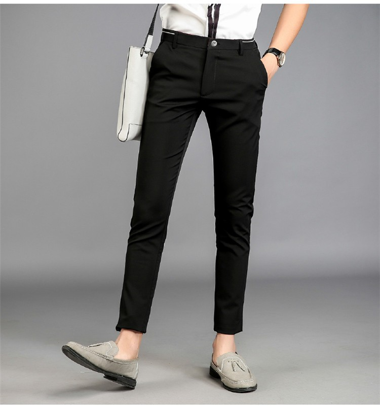 Skinny Pants Mens Suits - Suit La