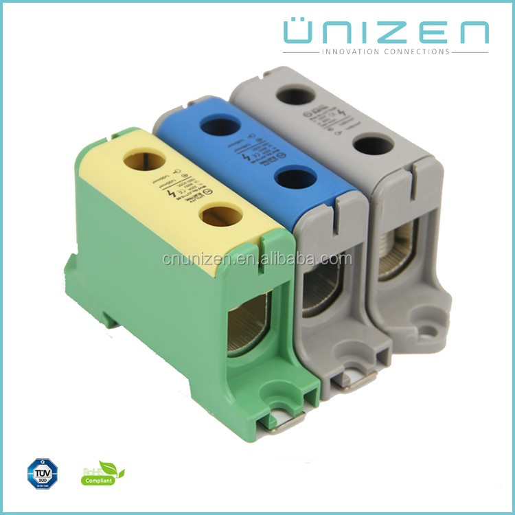 Online Shopping cheap price din rail terminal block big current 95mm2 cable connector