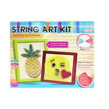 Creative Kinderen <span class=keywords><strong>DIY</strong></span> String Art Craft Kits