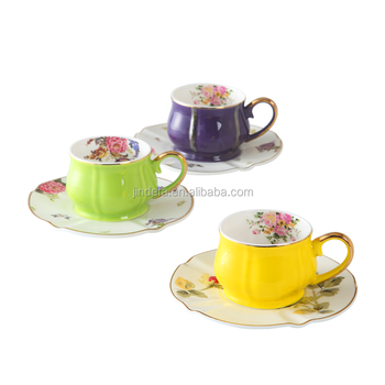 Ceramic Factory Whole Arabic Clic Coffee And Tea Set