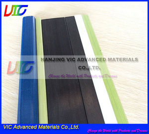 Supply various sizes of fiber reinforced plastic flat bar,professional fiber reinforced plastic flat bar supplier in China