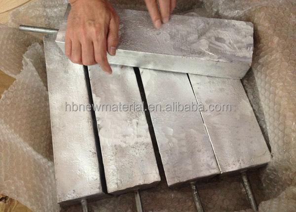 Aluminum Anode For Cathodic Protection