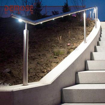 Tubular Steels Railing Stainless Steel Stair Railing ...