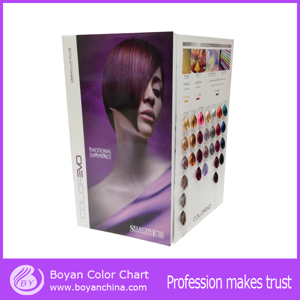 Italy Selective Colorevo Hair Color Chart Buy Hair Color Swatch