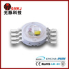 10% Discount Factory Direct Supply Epileds 45mil 4W 12W 24W RGBW High Power LED for LED Stage Light