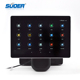 10.1 inch IPS LCD headrest monitor for car with 3G/4G/WIFI back seat monitor touch screen android car headrest monitor