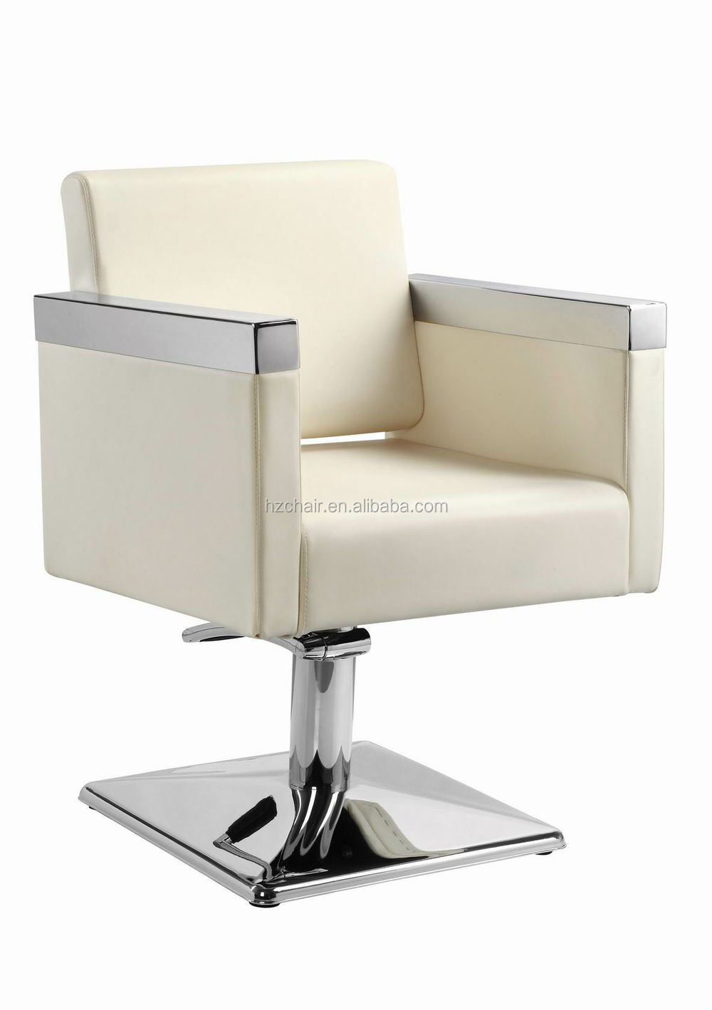 White Hair Salon Chairs - 2015 acrylic styling chair salon furniture snow white comfortable styling chair salon furniture