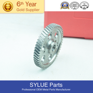 Manufacturer High Precision cast iron flywheel For cast iron gas cooker With ISO9001:2008