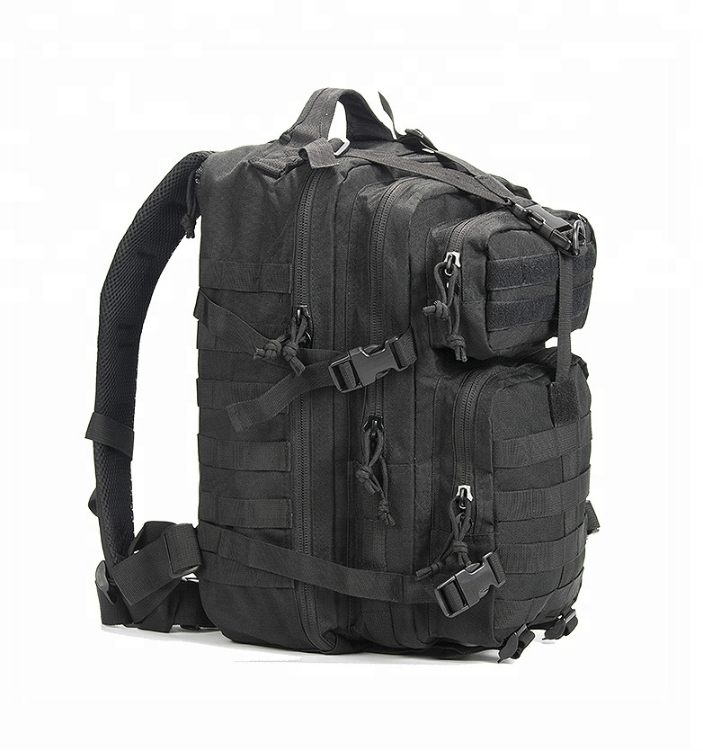 2019 Amazon Hot Sale Nylon Waterproof MOLLE 3P Custom Molle Hiking Tactical Backpack
