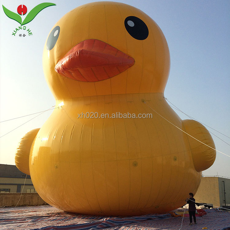 Big Inflatable Yellow Duck, Big Inflatable Yellow Duck Suppliers and ...