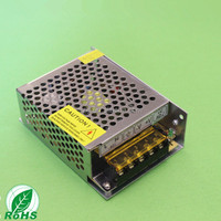 5V 10A 50W Power Supply AC85V~AC265V Input