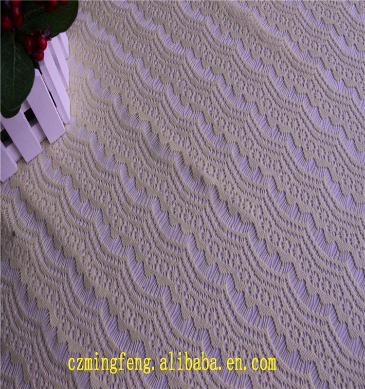 Hot Sale African Print Embroidered Pattern Lace Fabric
