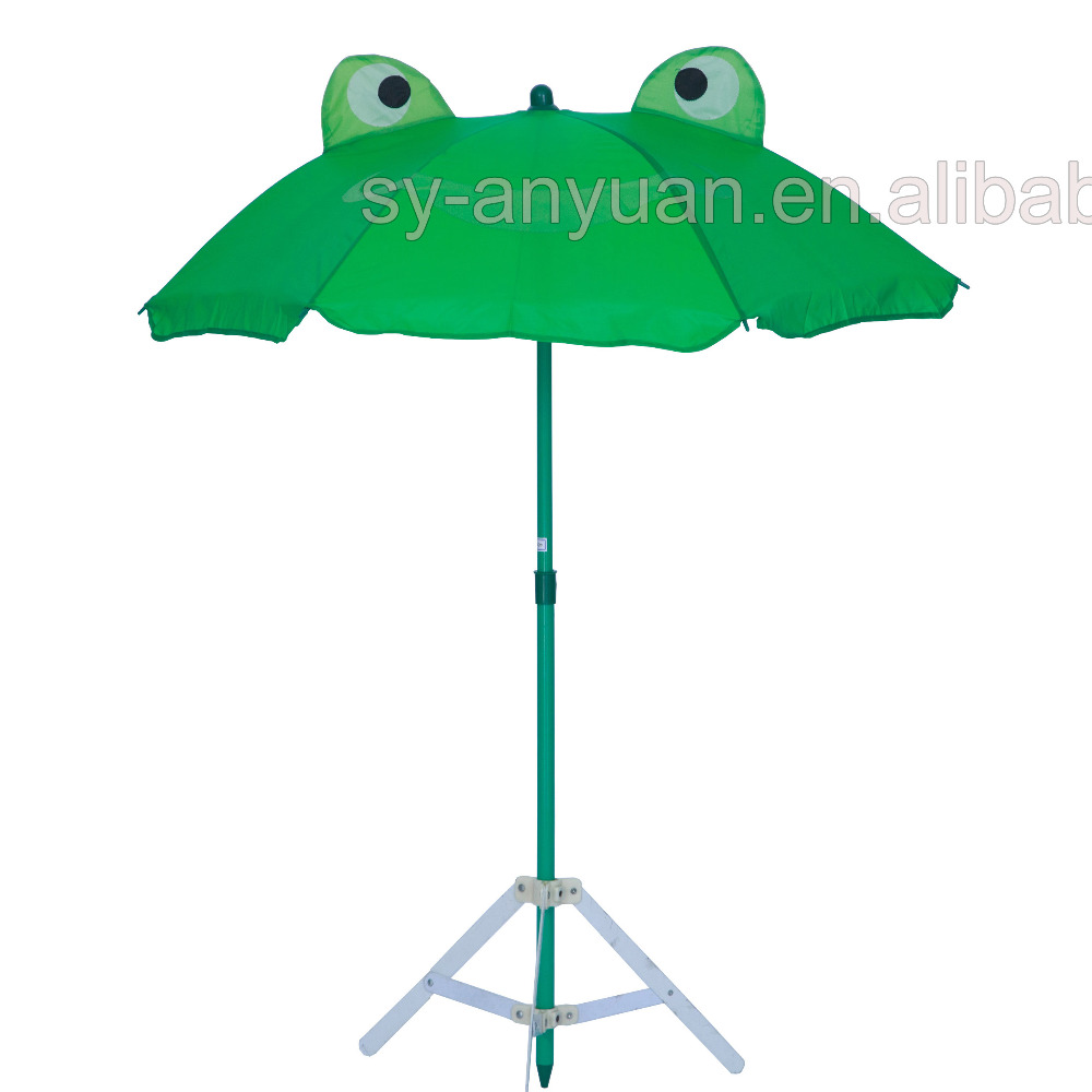 Shangyu Cheap Price Promotion Personalized Kids Cartoon Character Umbrella  Kids Patio Umbrella