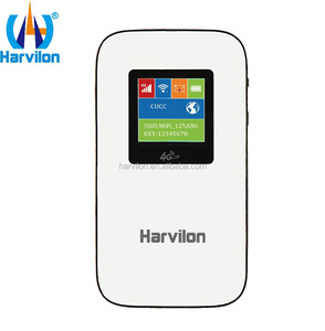 Harvilon Brand New Universal Router 4G LTE Wireless Modem Router Captive Portal With SIM Card Slot