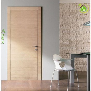 Mdf finger joint kayu pintu pintu siram buy product on for Finger joint wood doors