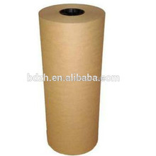 Brown Color Laminated PE/Kraft Paper Rolls