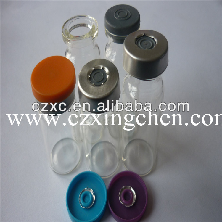 flip tear off seals for glass vial bottles 13mm,20mm,32mm/Custom Logo Flip off Caps