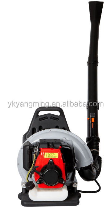 Multi function 2HP backpack gasoline air leaf blower/garden blower/fire fighting blower