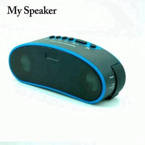 2019 new product bicycle speaker support bluetooth hands free phone call