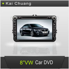 2din 8inch VW PASSAT B7 Car DVD Player with all Functions