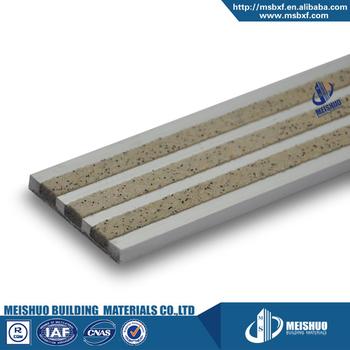 Anti Slip Stair Parts Type Safety Stair Tread Nosing For Ceramic Tile Floor    Buy Stair Tread Nosing,Safety Stair Tread Nosing,Anti Slip Stair Tread ...