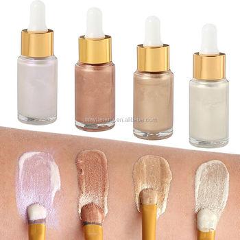 Born To Glow Ultimate Highlighter Makeup Liquid Illuminator Face