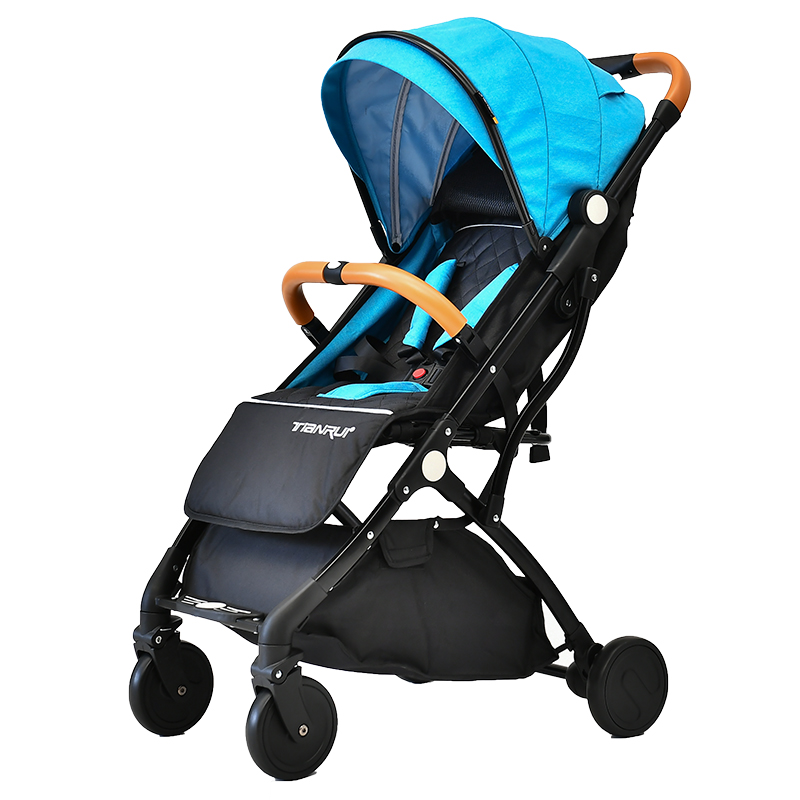 TIANRUI 2019 new design luxury folding lightweight baby stroller car seat