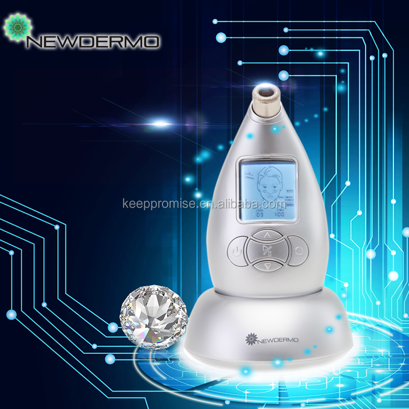 NEWDERMO Professional Diamond Micro Dermabrasion beauty machine Remove Stretch Marks And Fatty Streaks
