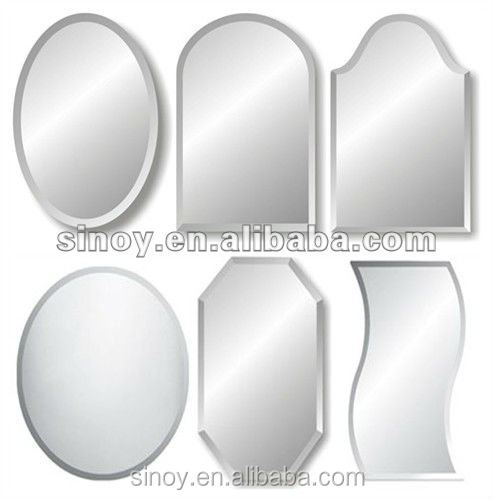 Different Shaped Wall Mirrors, Different Shaped Wall Mirrors Suppliers and  Manufacturers at Alibaba.com