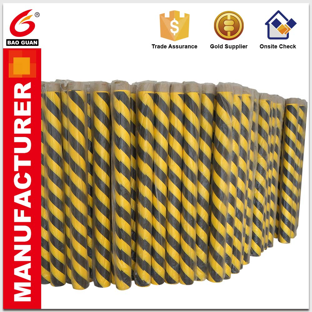 Certain corrosion Underground detectable warning tape marking barricade tape