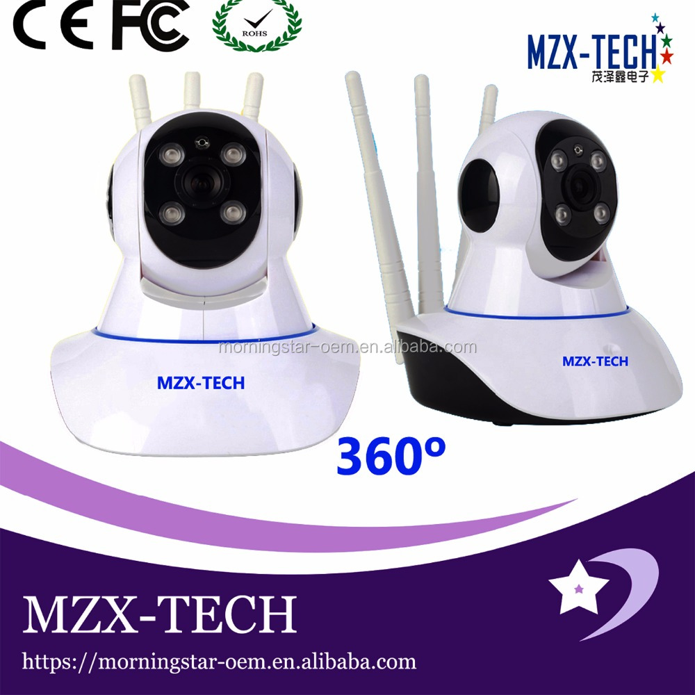 MZX-TECH OEM ODM English Best-selling wireless camera 1080P intelligent high-definition network one machine wifi mobile phone re