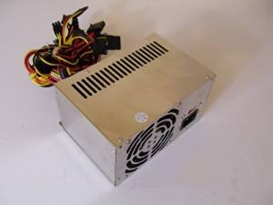 KDM Power supply KGH8500, replacement for Dell Optiplex 360, 390, 580, 760, 780, 960 MT Mini Tower Systems Identical Part Numbers: N805F PW115 FR607 N804F D326T F233T T3JNM X472M compatible Part Numbers: PS-6261-9DA, L255EM-01, F255E-00, B255PD-00, H255PD-00, H255E-00