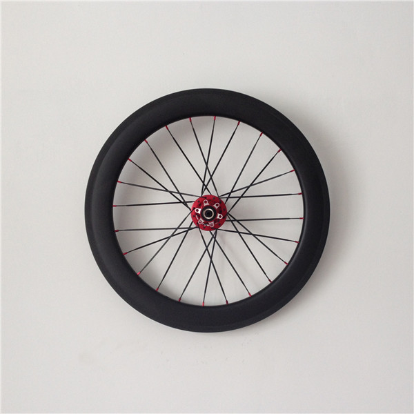 20 inches 38mm depth 21mm width clincher carbon road bike wheel set racing bicycle wheels