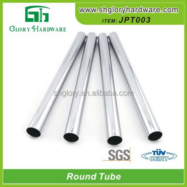high quality diameter 25mm wardrobe tube,oval wardrobe tube
