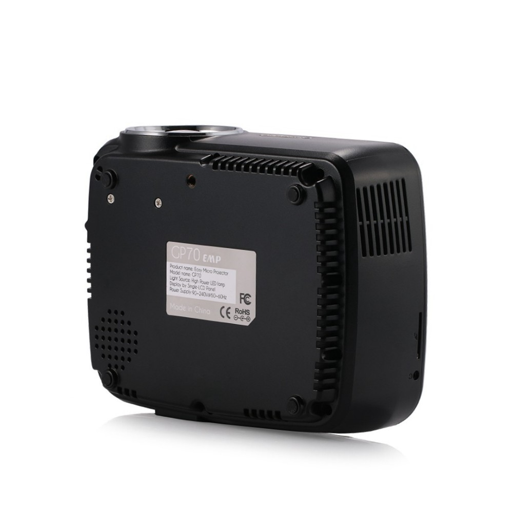 New arrival gp70up micro projector with android 4 4 for Buy micro projector