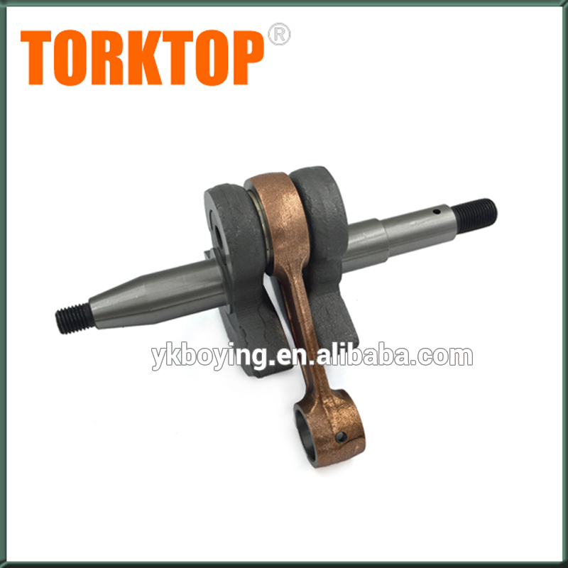 Chinese chainsaw parts crankshaft fit for H61 268 272 chainsaw