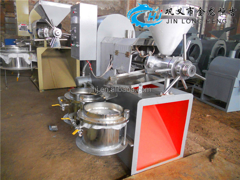 Automatic oil press machine made in China oil expeller