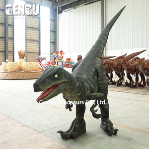 Realistic Customized Cosplay Real Dinosaur Costume For Sale