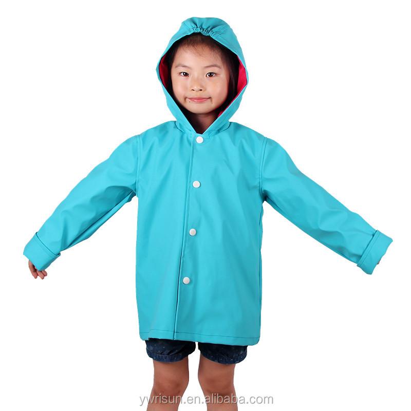 bf143eab0 China Children Pu Raincoats