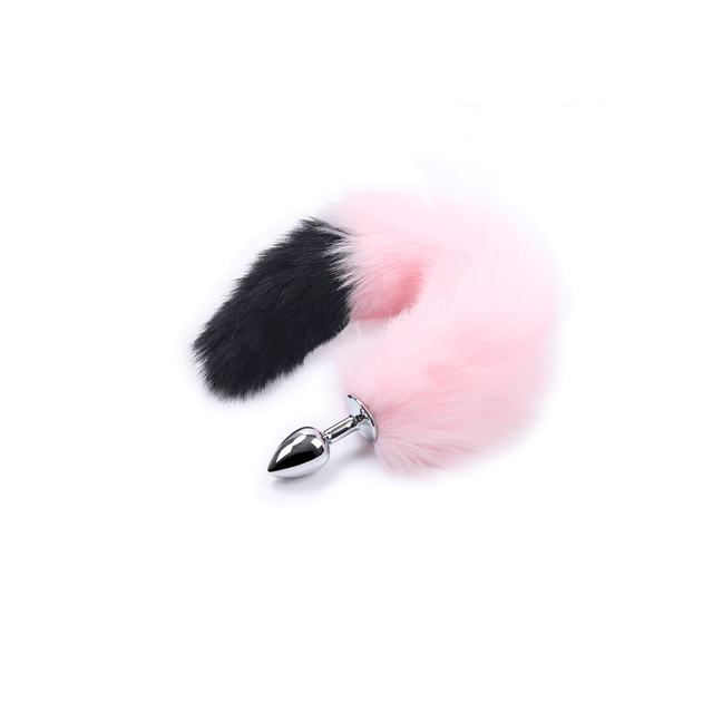 Sex Products Glorious 3 Size Fox Tail Big Butt Plug Metal Anal Plug Erotic Toys Cosplay Tail Sexy Anal Sex Toys For Woman And Men Funny Adult Sex Toy