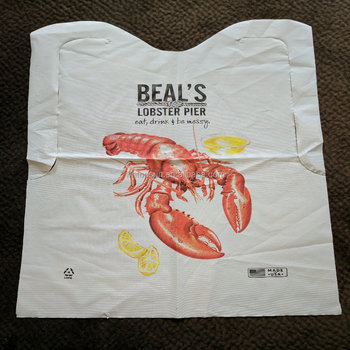 Wholesale Seafood Disposable Lobster Bibs With Neck Ties - Buy Lobster  Bibs,Lobster Bib Wholesale,Disposable Seafood Bibs Product on Alibaba com