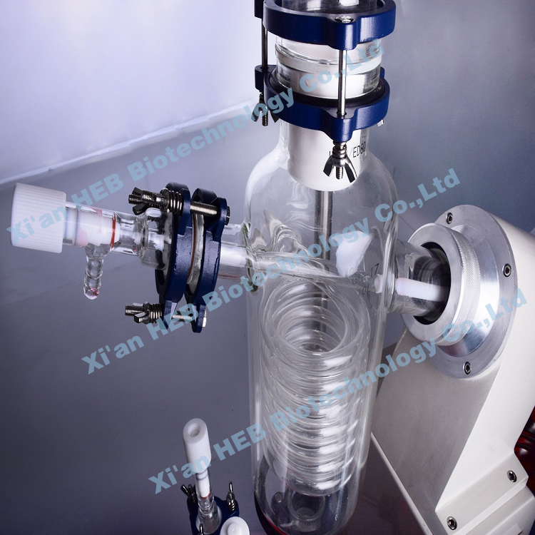R-1010 New Type 10L Industrial Vacuum Rotary Evaporator for Extractor and Distillation