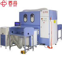 Automatic Outwear / Winter Coat Duck Down Filling Machine