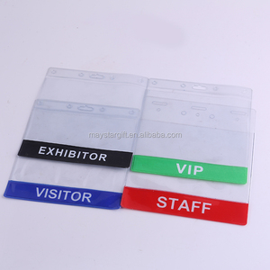 Canvas Id Badge Holder, Canvas Id Badge Holder Suppliers and