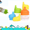 China Manufacturer Wholesale Silicone Glassware Mason Jars Lid and Silicone Sippy Cup Lids